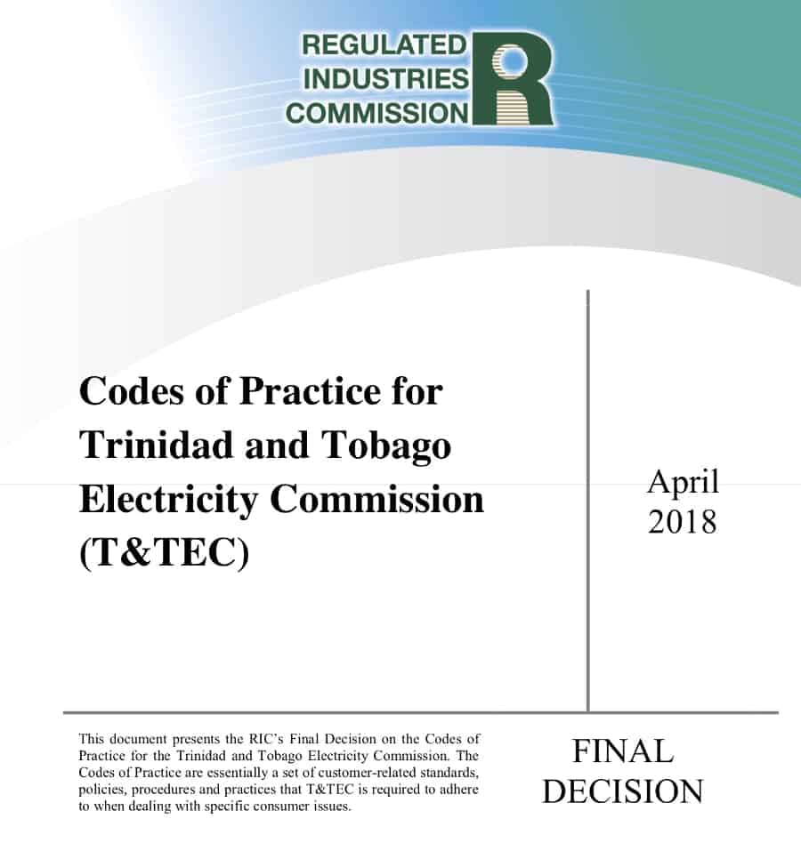 RIC publishes new Codes of Practice for TTEC