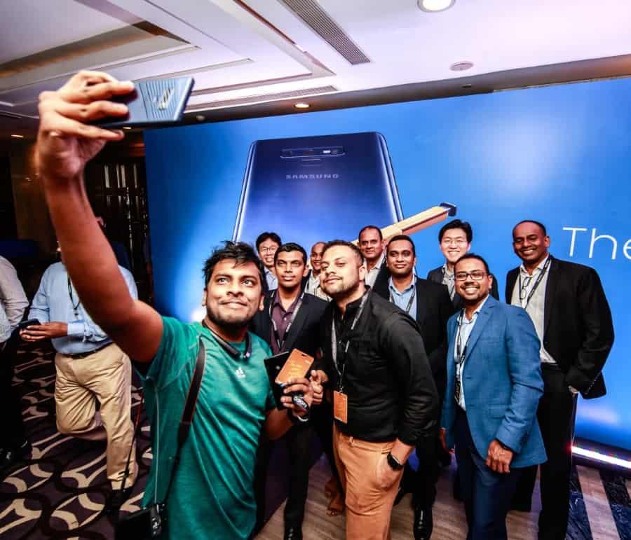 Samsung's Note9 breaks regional presale records