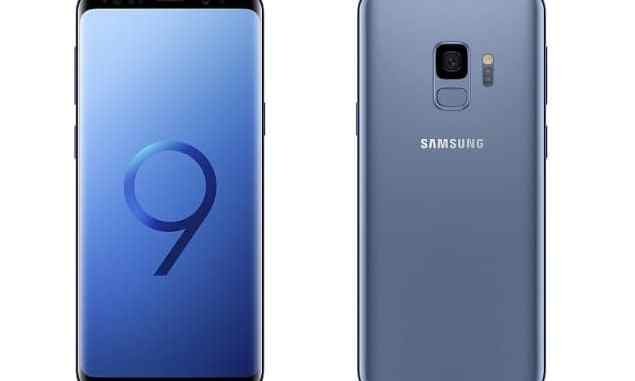 Samsung Galaxy S9 and Note 9 Are Getting the Android Pie Update