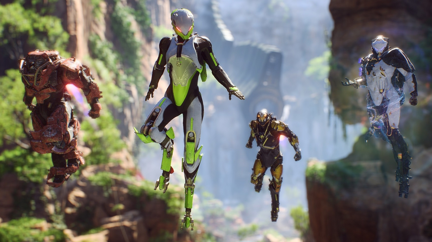 Anthem is shutting down PlayStation consoles