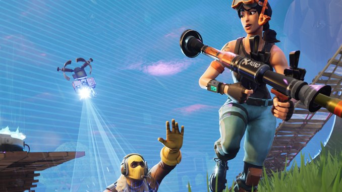 access Fortnite on Xbox One