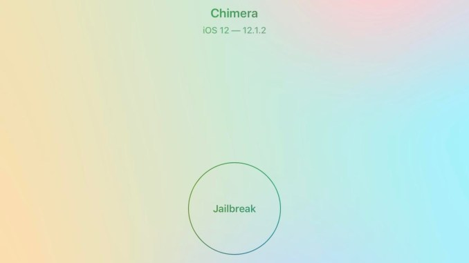 Team Electra Updates its Chimera Jailbreak Tool - Tech News
