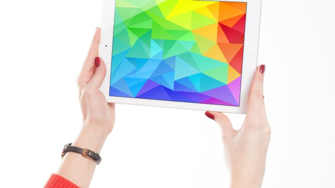 iPad won't rotate