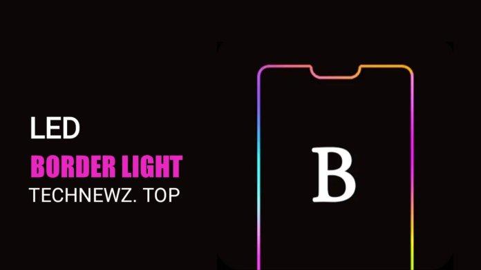Border Light LED Wallpaper - technewztop.com