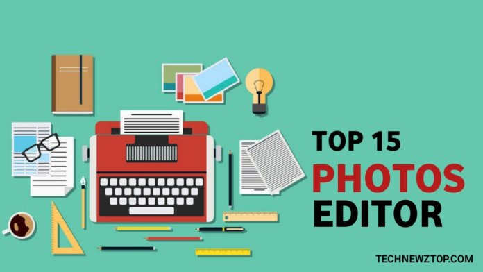 15 Best Photo Editor Apps - technewztop.com