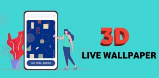3D Live Wallpaper App - technewztop.com