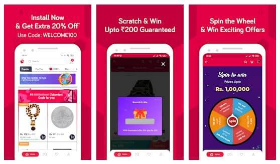 Snapdeal online shopping app - technewztop.com