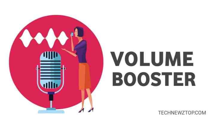 Volume Booster - technewztop.com