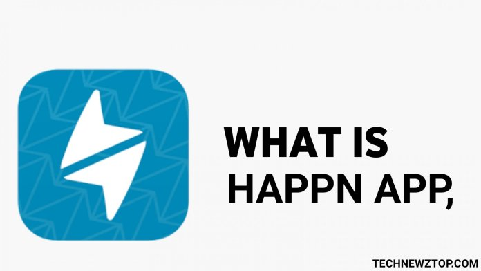 What is Happn App - technewztop.com
