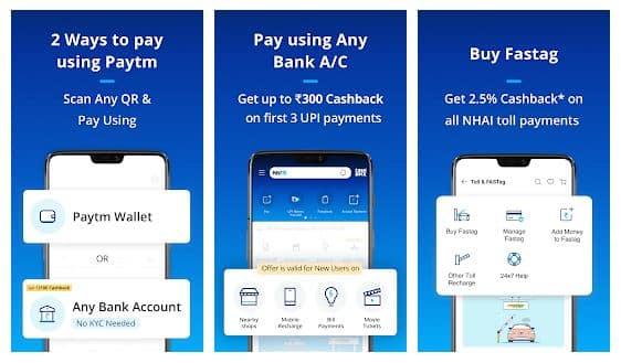Paytm online shopping app - technewztop.com