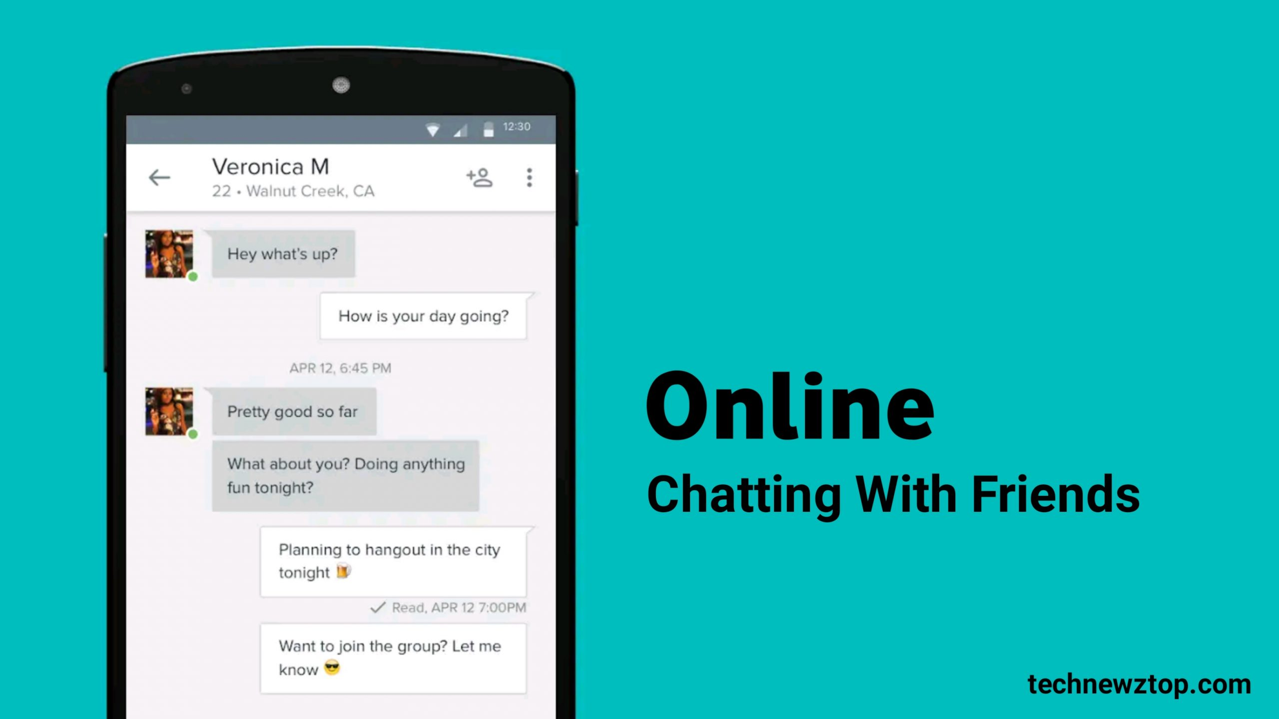 Chat-dating-sites app