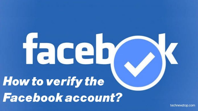 How to verify the Facebook account