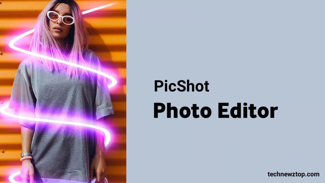 PicShot Photo Editor
