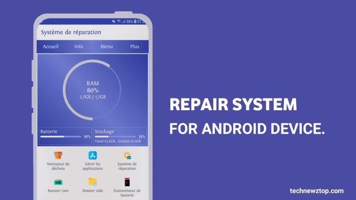 Repair System
