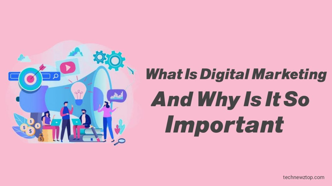 What is a digital marketing