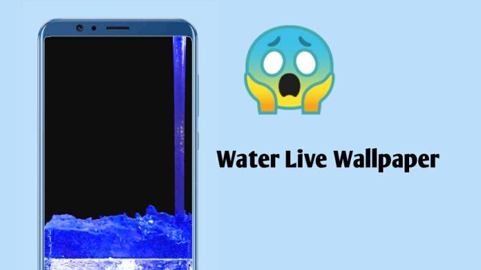 Amazing Water Live Wallpaper
