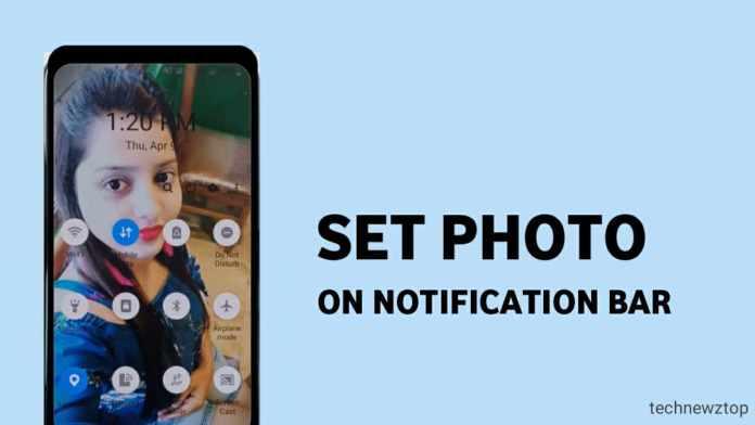 Material Notification Bar App