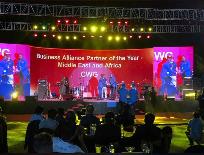 CWG emerges Infosys Business Alliance Partner for the Middle East and Africa