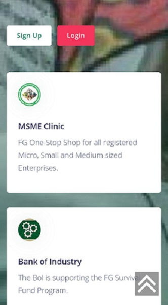 MSME survival funds
