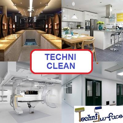 TECHNI SURFACE_TECHNI CLEAN