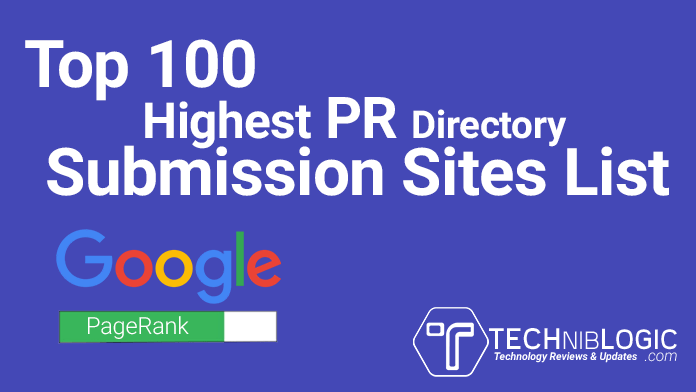 High PR Directory Submission Sites List, High PR Directory Submission Sites List 2017, Free High PR Directory Submission Sites List 2017, Best High PR Directory Submission Sites List 2017