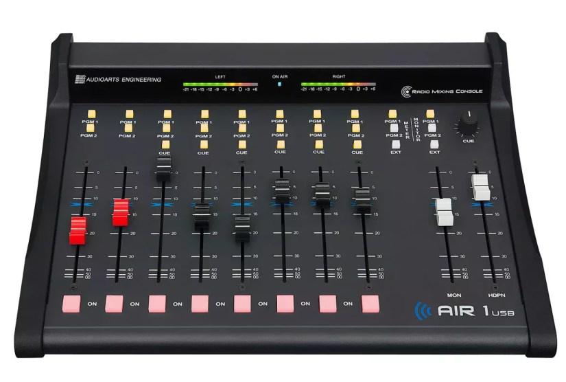 Console analogique broadcast Audioarts Air1