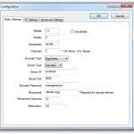 Edcast - basic settings