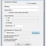 Edcast Metadata