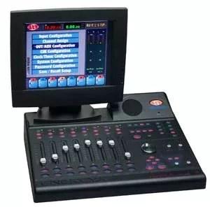 Console numerique broadcast AEV Energya