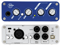 Interface audio numerique Digidesign MBox 2 Mini