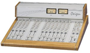 Console analogique broadcast Axel Technology Oxygen 5