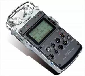 Enregistreur numerique Sony PCM D50