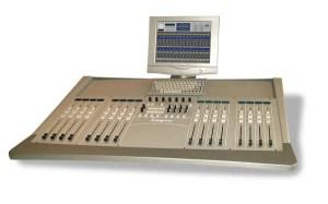 Console numerique broadcast D&R Scorpius