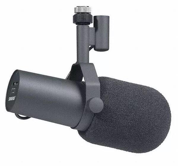 Microphone Radio Shure SM7B