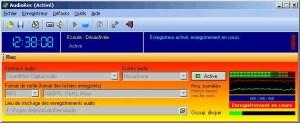 Audiorec logiciel pige d'antenne radio