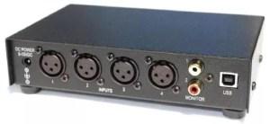 Antex DMX-4 interface audio numerique broadcast radio