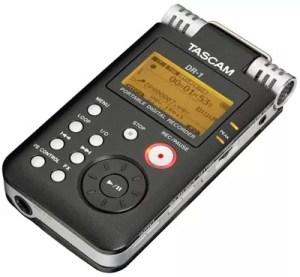 Tascam DR-1 enregistreur numerique portatif