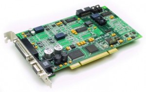 Lynx Studio L22 carte audio-numérique PCI broadcast