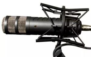 Rode Procaster microphone broadcast radio