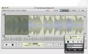 Wire tap studio Podcast