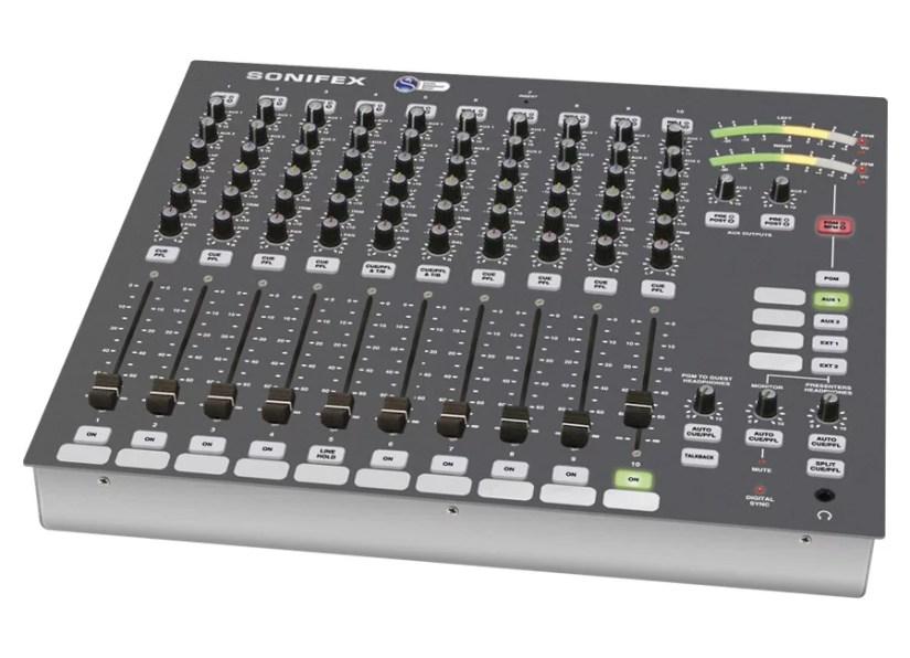 SConsole analogique/numérique Sonifex S1