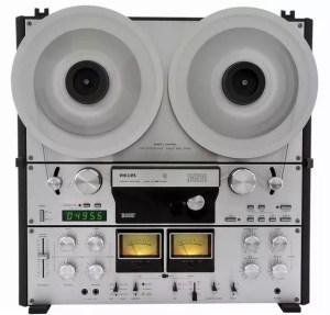 Philips N4520 Magnetophone a bande