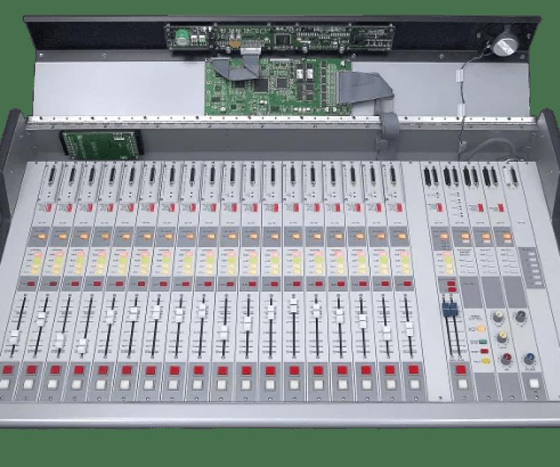 Audioarts D75 bandeau vu-metre