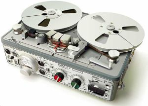 Nagra IV-S magnetophone à bande tape recorder