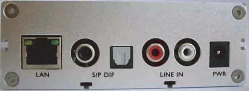 Radiobox rear
