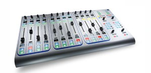 Console numérique Lawo Crystal radio broadcast