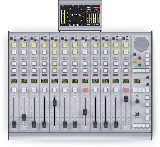 DHD 52/SX console numerique radio broadcast