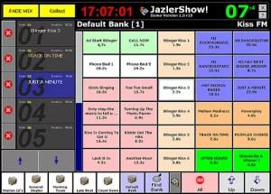 Jazler Show Cartoucheur cartouchier cue technic2radio