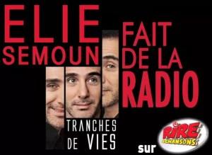 Elie Semoun sur Rire & Chansons
