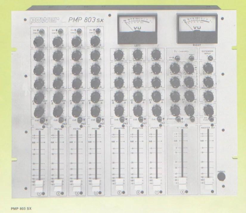 Power PMP 803